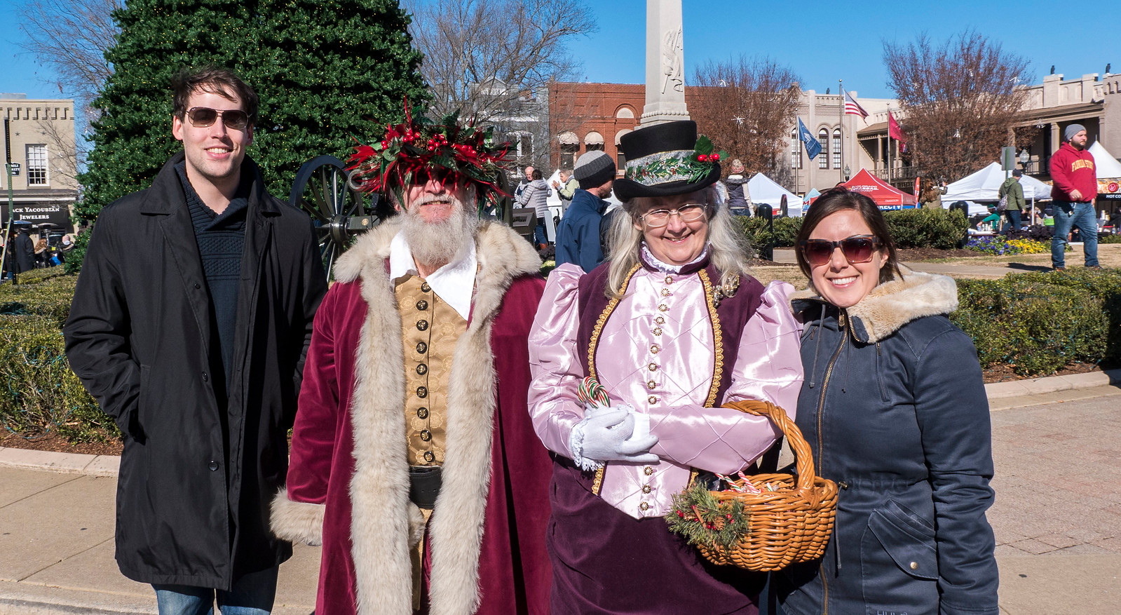 Christmas Events in Nashville: The Ultimate Guide to Festive Fun - Dickens of a Christmas in Franklin, TN
