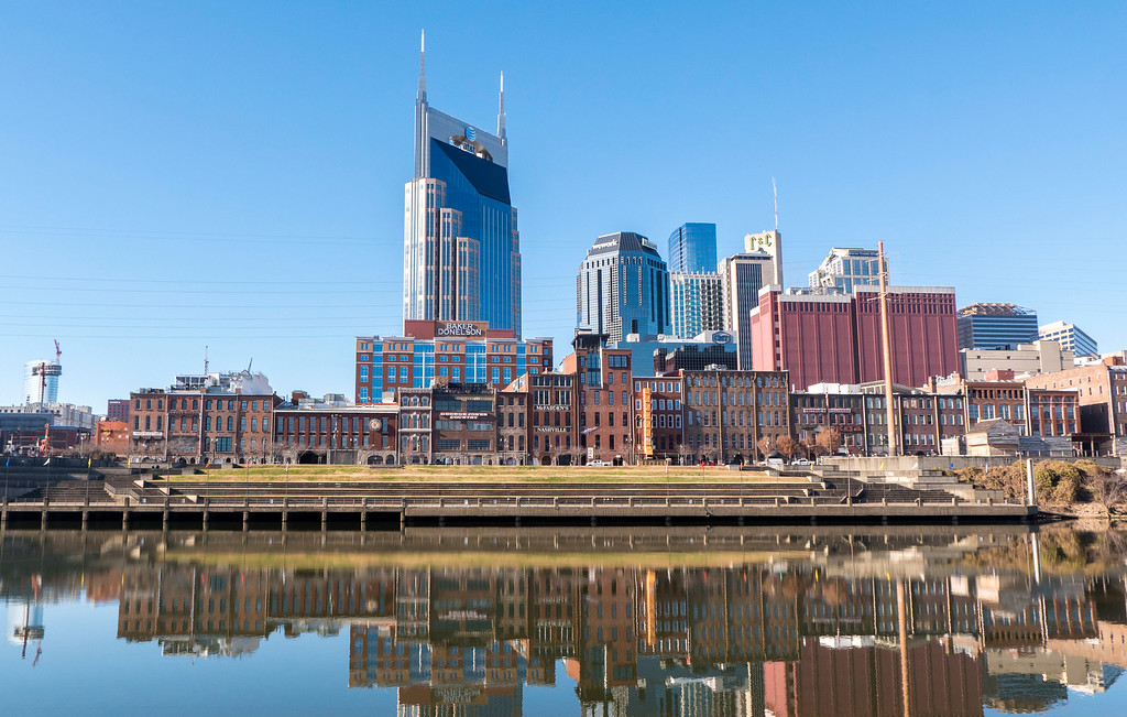 Best cities for Valentine's Day: Nashville Tennessee