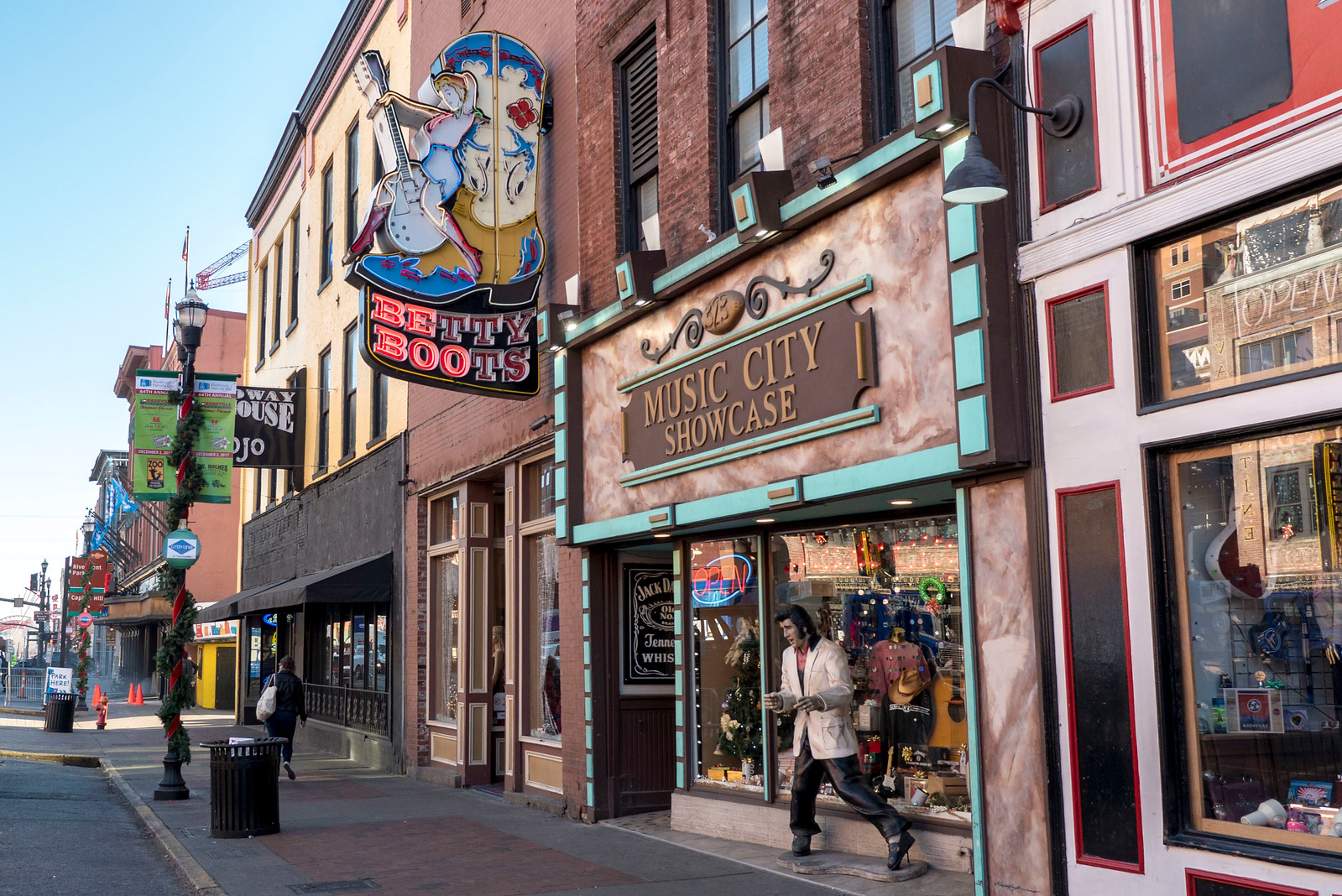 Things to Do in Downtown Nashville: Best Attractions - Broadway and Honky Tonk Row