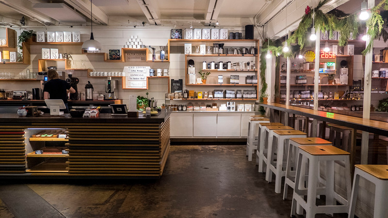 Crema Coffee Nashville - Cute cafes in Nashville Tennessee