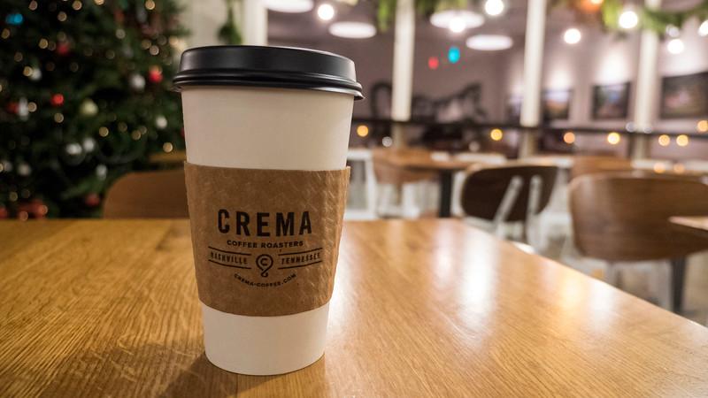 Crema - Best coffee in Nashville Tennessee