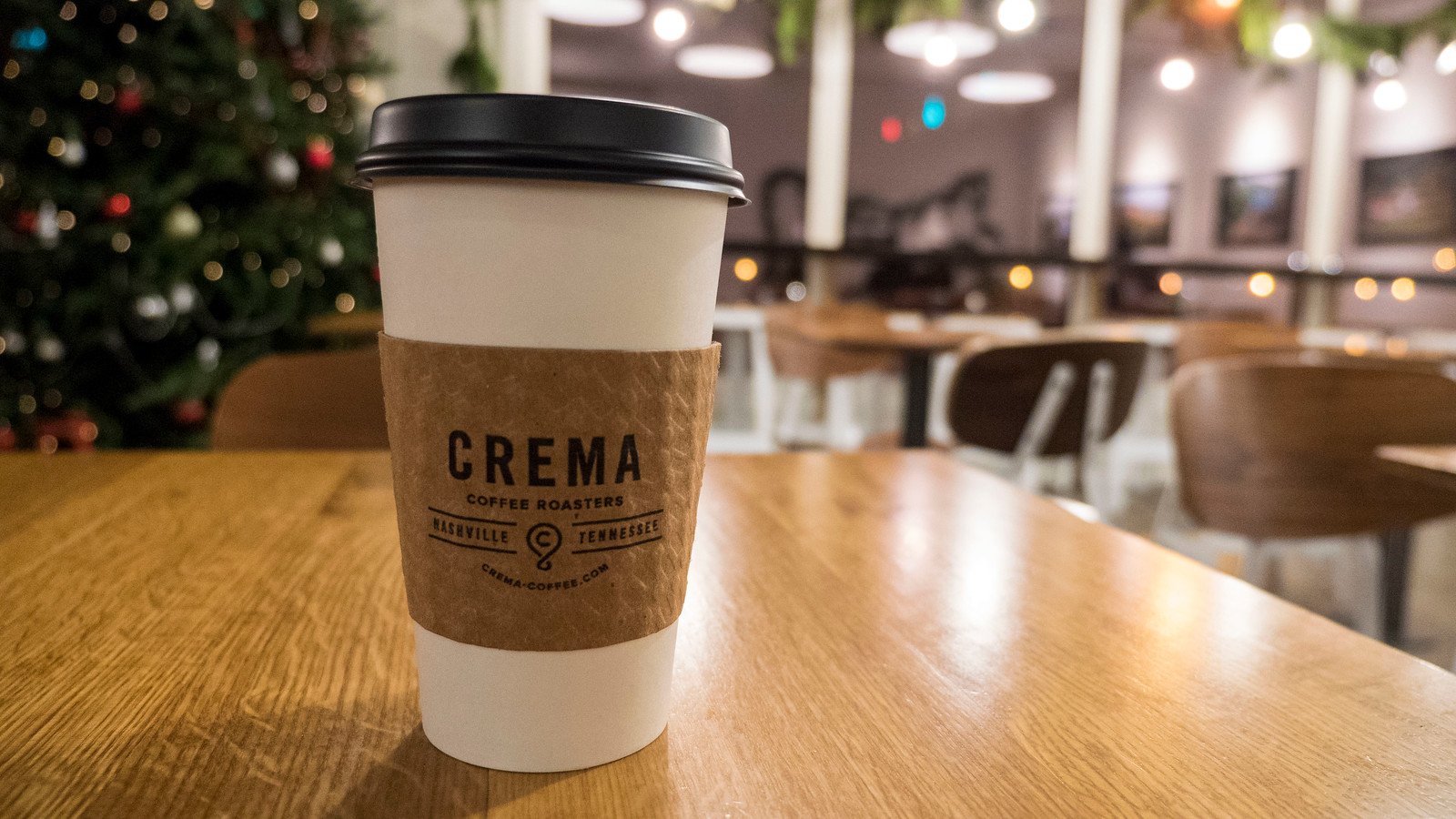 Things to Do in Nashville - Crema Coffee