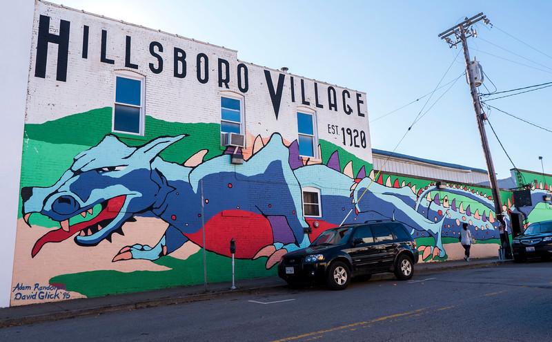 Hillsboro Village in Nashville TN