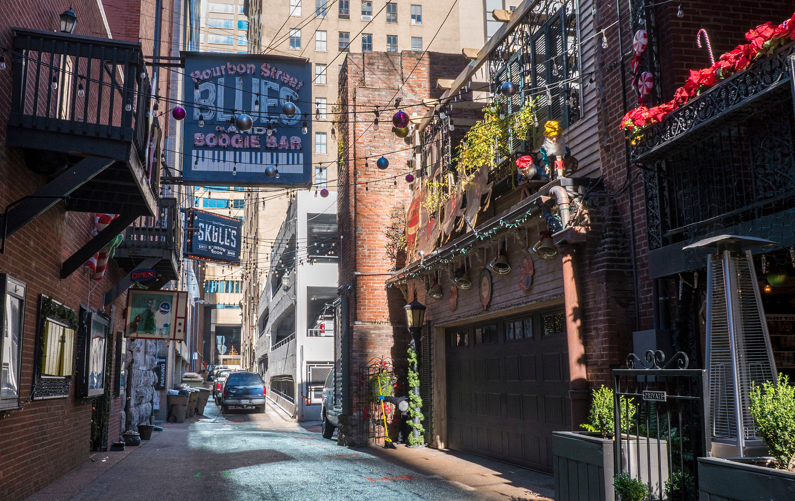 Things to Do in Downtown Nashville: Best Attractions - Printer's Alley