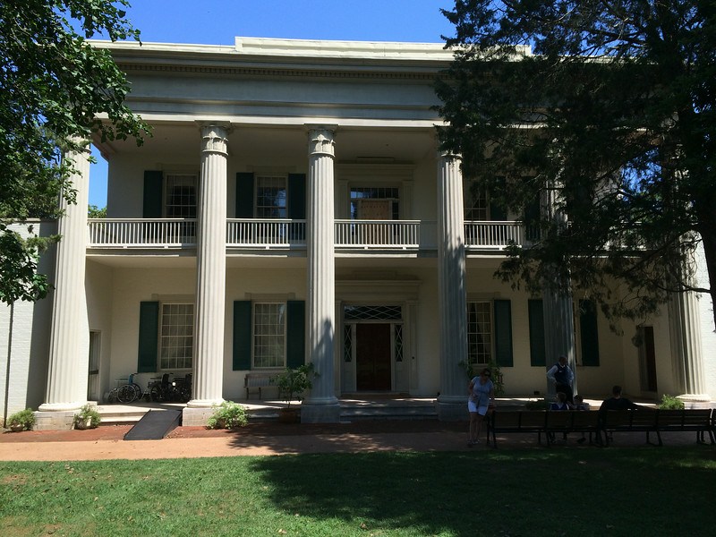 Andrew Jackson's The Hermitage