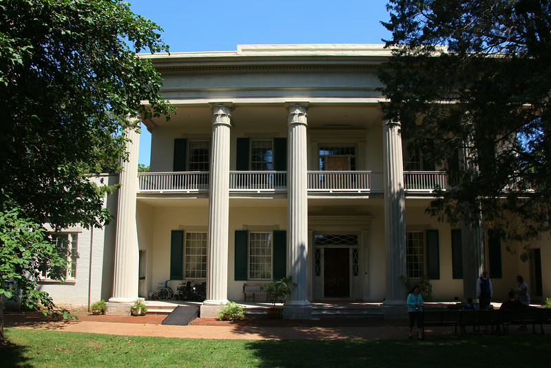 Andrew Jackson's estate The Hermitage