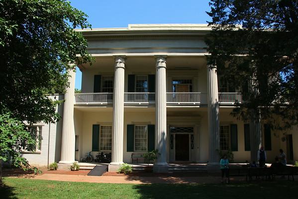 Andrew Jackson's estate The Hermitage