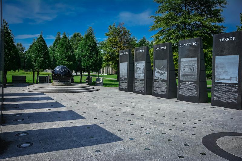 world war II memorial nashville