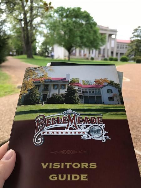 belle meade plantation tour