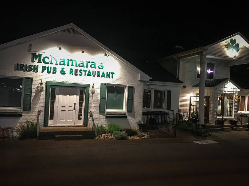 mcnamara's irish pub