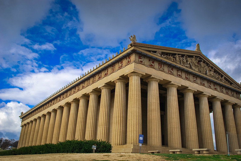 5 Reasons Why The Parthenon In Nashville Is Amazing