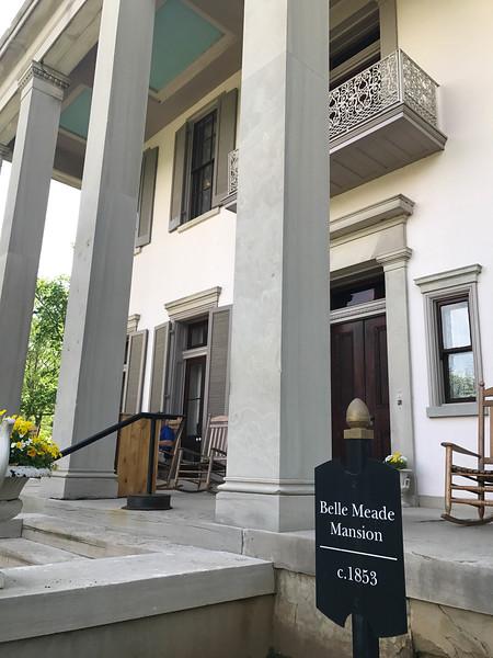 belle meade mansion