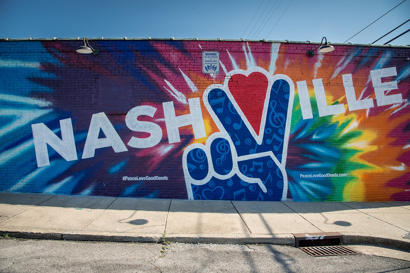 Nashville Murals - Guide to the Best Street Art in Music City