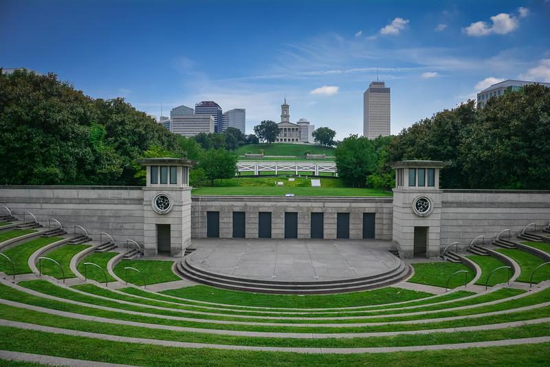 bicentennial mall amphitheater
