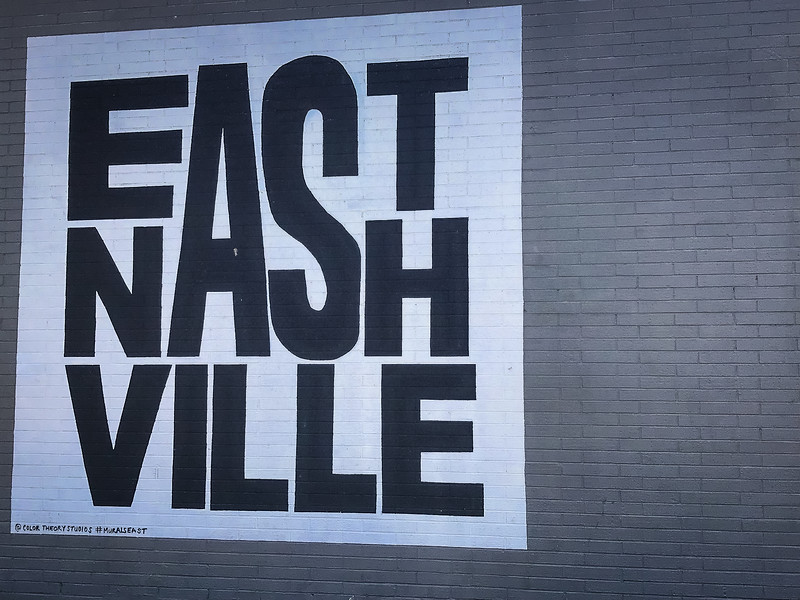 east nashville neighborhood