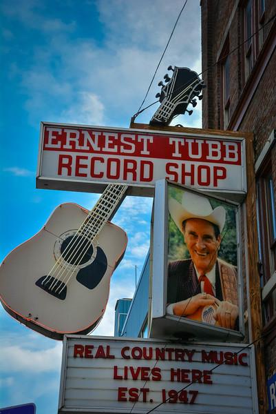 ernest tubbs record shop nashville