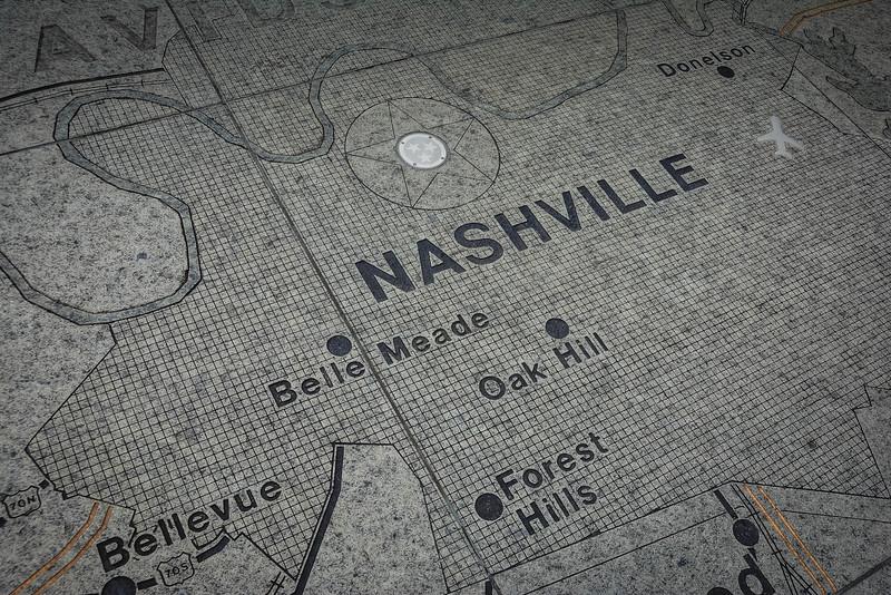 bicentennial mall map plaza