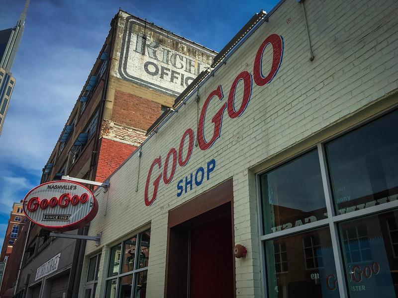 goo goo shop nashville