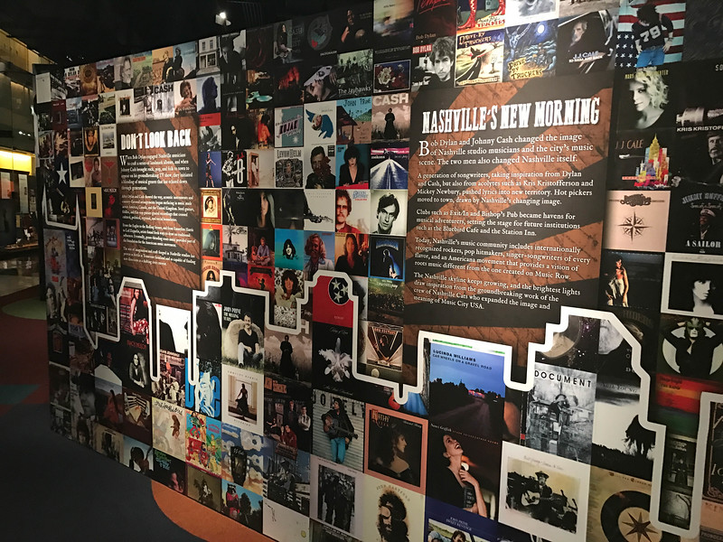country music hall of fame tour