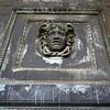 Parthenon bronze gate, Gorgon