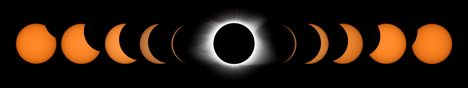 How to Create a Solar Eclipse Phase Composite Image