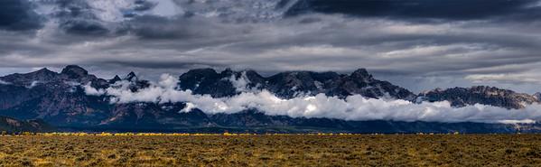 Teton Range, #14