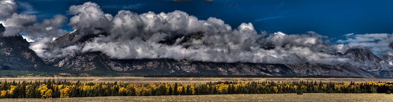 Teton Range, #22