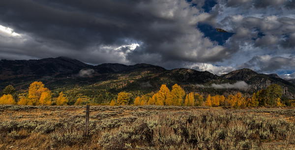 Teton Range, #16