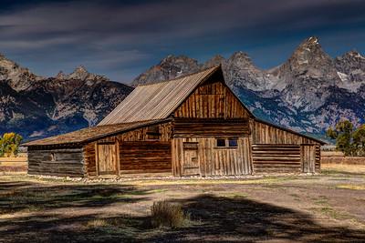 T. A. Moulton Barn, #1