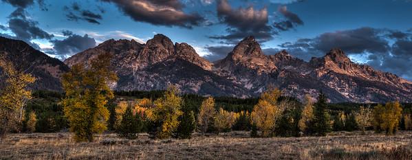 Teton Range, #7