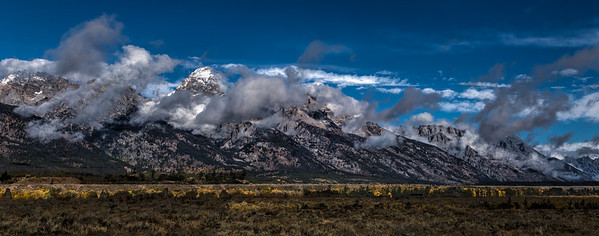 Teton Range, #21