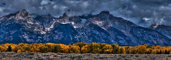 Teton Range, #27