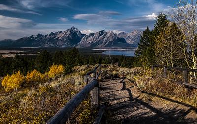 Teton Range, #12