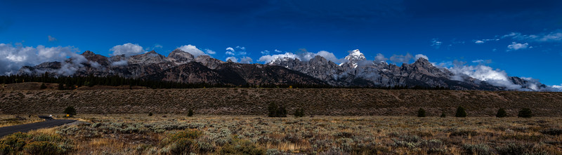 Teton Range, #18