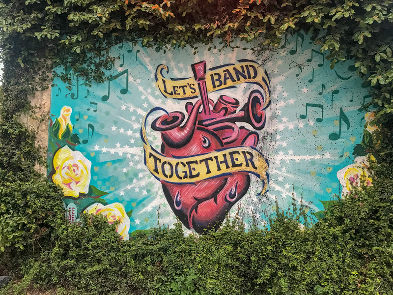 best austin street art