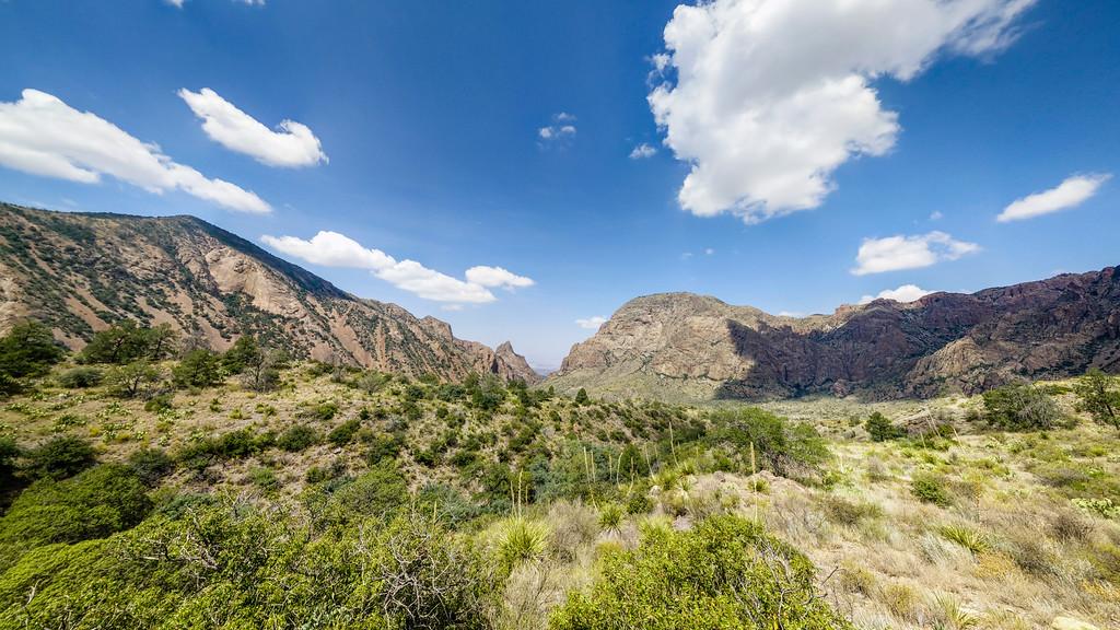 Chisos Mountains Big Bend