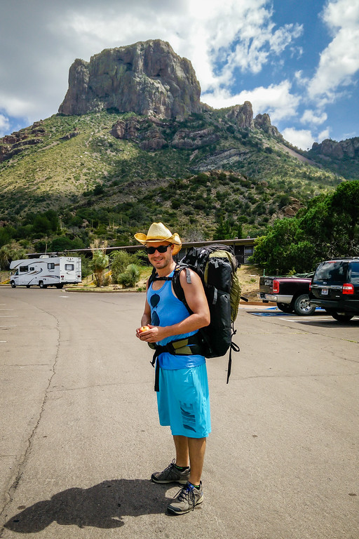 Backcountry Hiking Big Bend