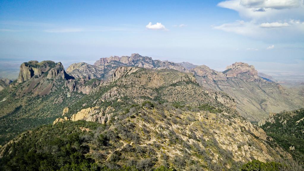 Casa Grande and Toll Mountain