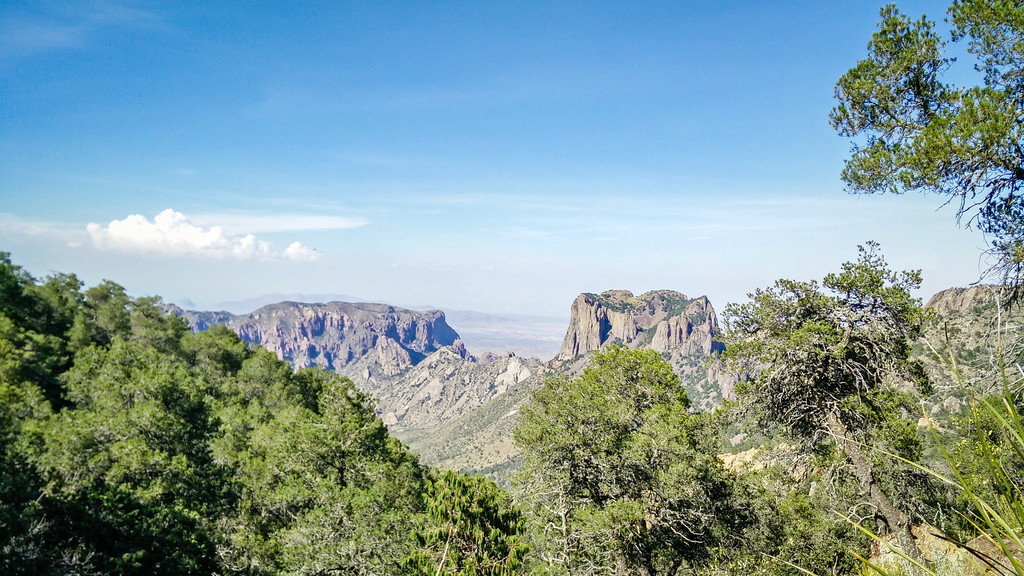 Boot Canyon Chisos Mountains