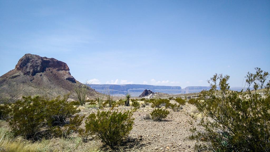 Castolon Peak