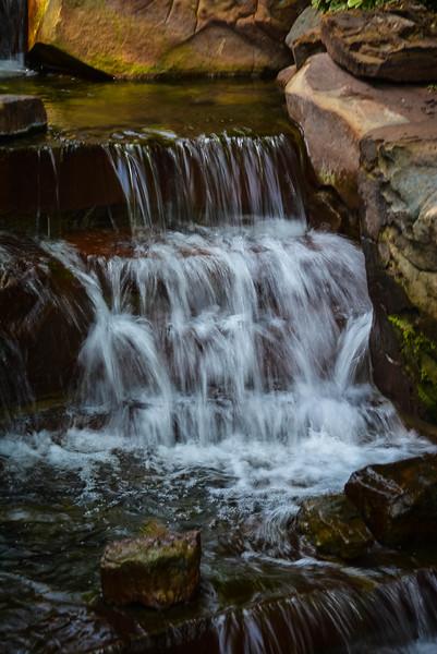 Nancy Rutchik Red Maple Rill waterfall