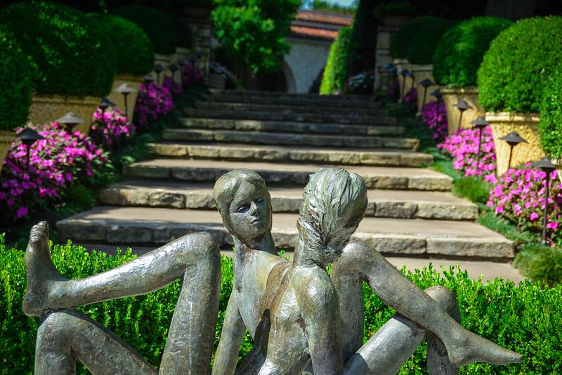 mccasland sunken garden dallas