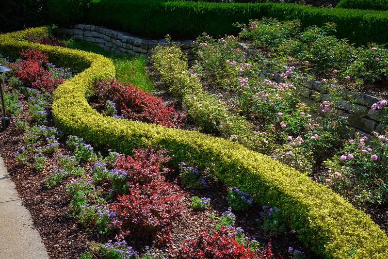 best botanical gardens dallas