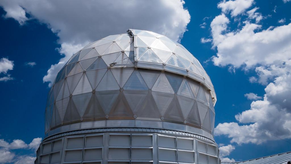 Hobby-Eberly Telescope Dome