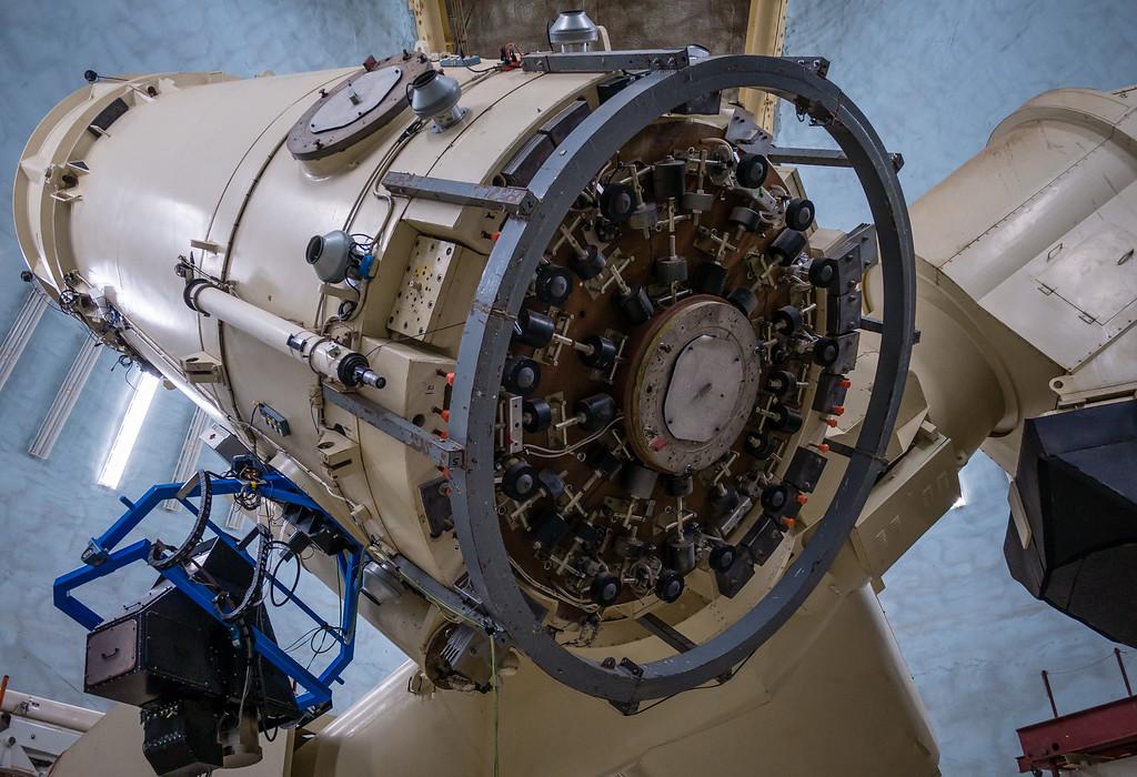 "107"" Telescope McDonald Observatory"