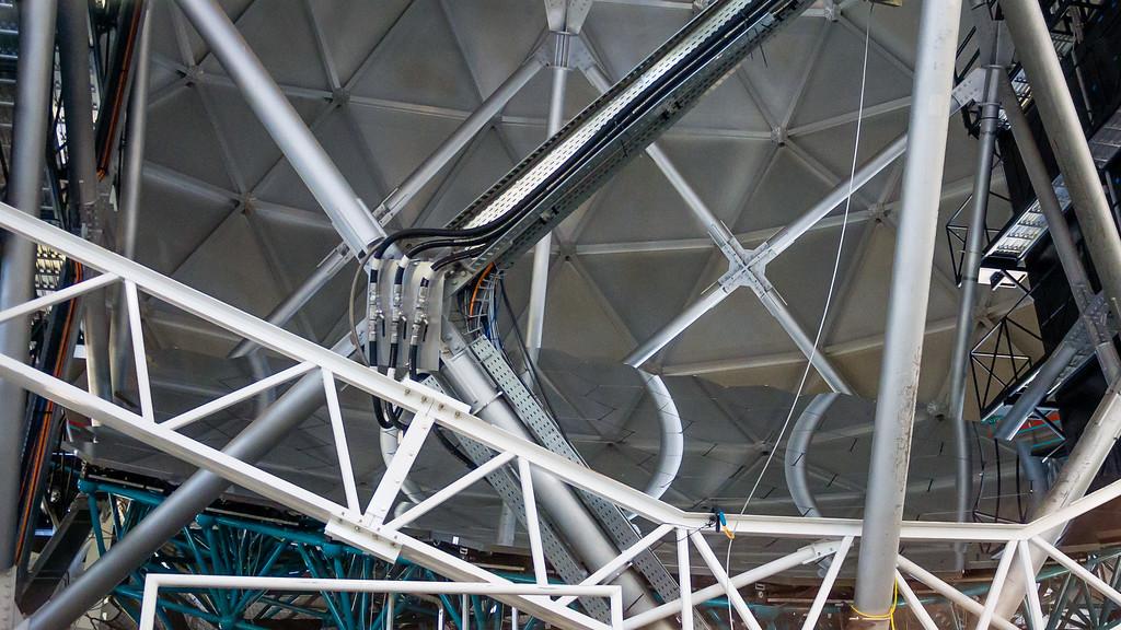 Hobby-Eberly Telescope Mirror