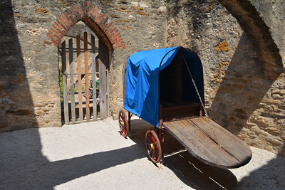 Mission San Jose wagon