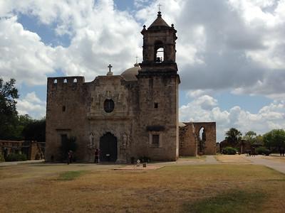 Mission San Jose parish 2