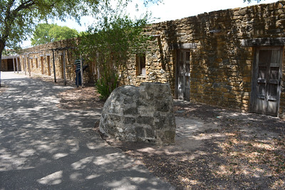 Outside the old settlements - can you imagine living in one of these in the 19th century?