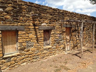 Mission San Jose settlements